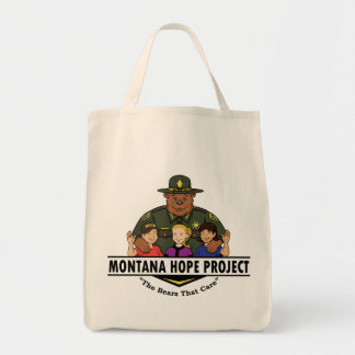 Montana Hope Project tote
