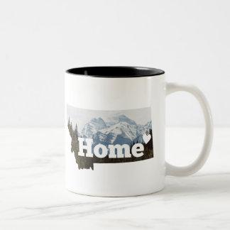 Montana is Home Mug