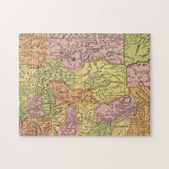 Montana Jigsaw Puzzle