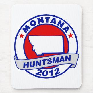 Montana Jon Huntsman Mousepad