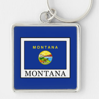 Montana Keychain