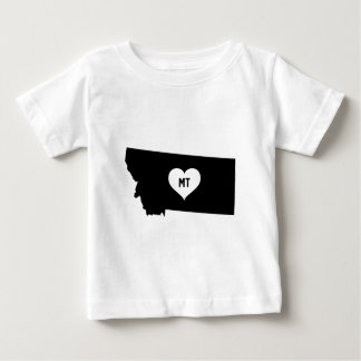 Montana Love Baby T-Shirt