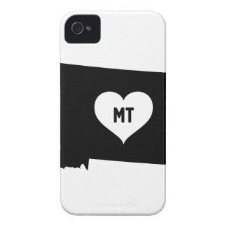 Montana Love iPhone 4 Cover
