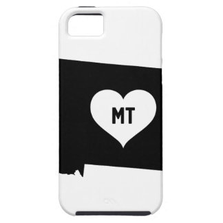Montana Love iPhone 5 Cover