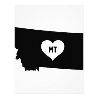 Montana Love Letterhead