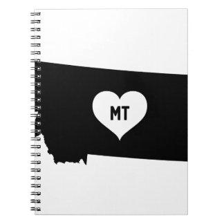 Montana Love Notebooks