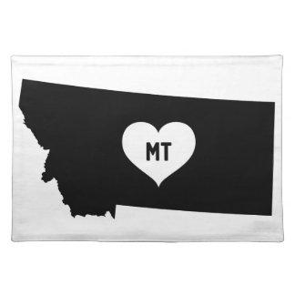 Montana Love Placemat