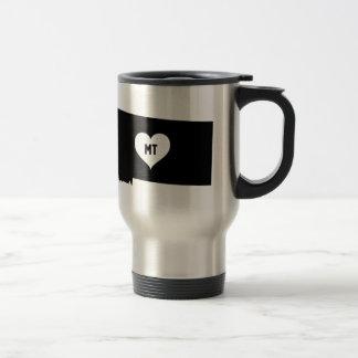 Montana Love Travel Mug