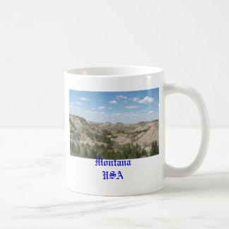 Montana Mountains Coffee Mug