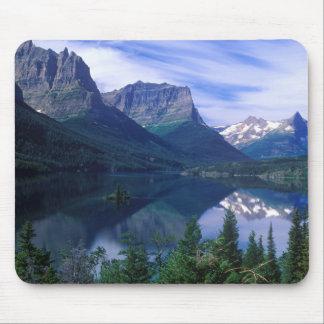 Montana Mountains Mouse Pad
