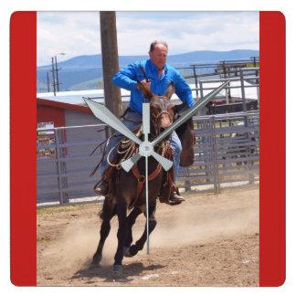 Montana Mule Days June 2016 Clock
