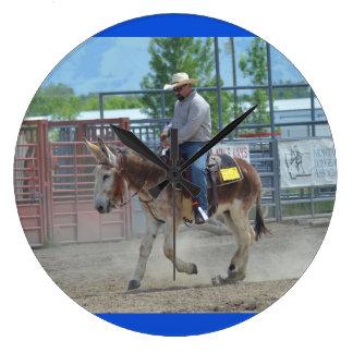 Montana Mule Days June 2016 Clocks