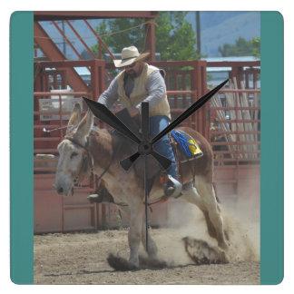 Montana Mule Days June 2016 Wallclock