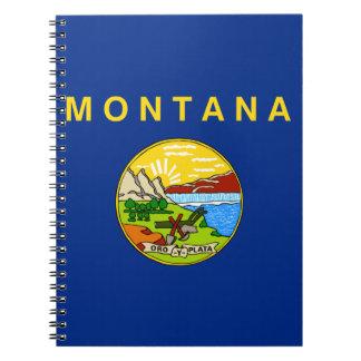 Montana Note Book