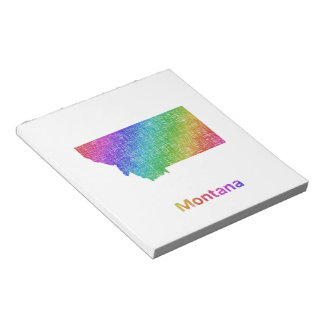 Montana Notepad