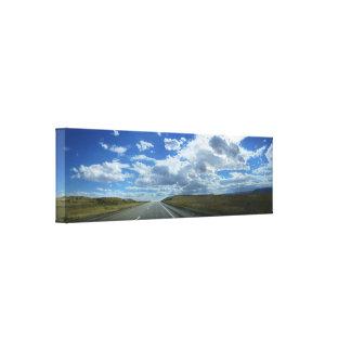 Montana Plains Canvas Print