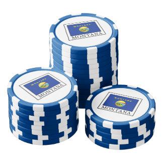 Montana Poker Chips