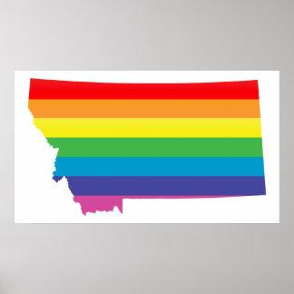 montana pride. poster