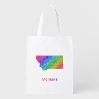 Montana Reusable Grocery Bags
