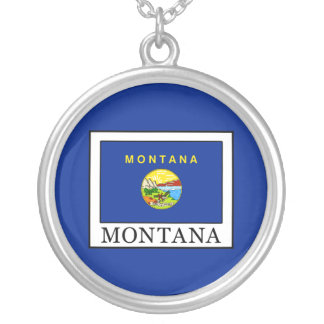 Montana Silver Plated Necklace