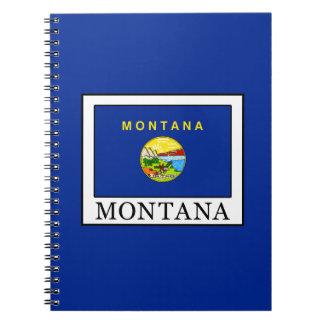Montana Spiral Notebook