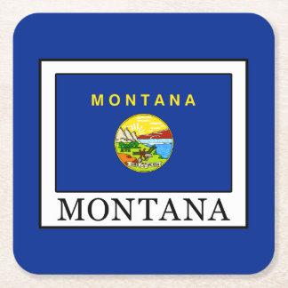 Montana Square Paper Coaster