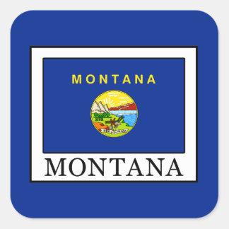 Montana Square Sticker