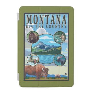 Montana State Scenes iPad Mini Cover