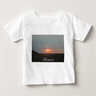 Montana Sunset Baby T-Shirt