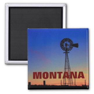 Montana (Windmill) Magnet
