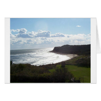 Montauk Light #2 Card