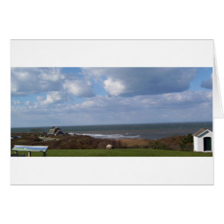 Montauk Light #4 Card