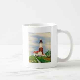 Montauk Lighthouse Coffee Mug