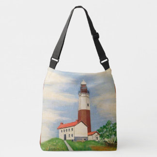 Montauk Lighthouse Cross Body Bag