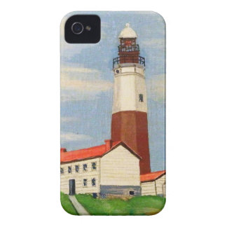 Montauk Lighthouse iPhone 4 Cover