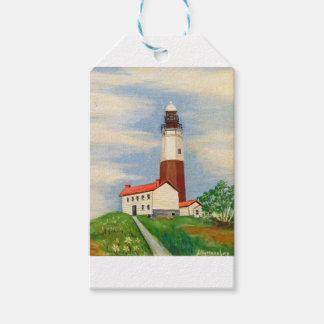 Montauk Lighthouse Pack Of Gift Tags
