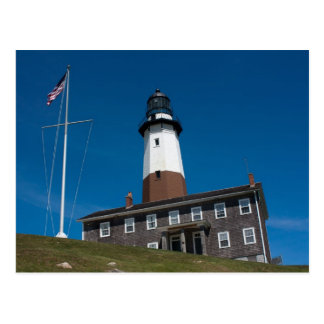 Montauk Lighthouse Postcard