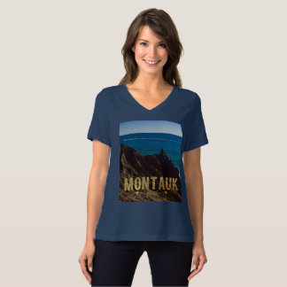 montauk long island beach tee