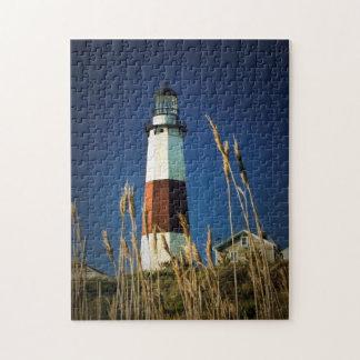 Montauk Point Lighthouse Photo Puzzle
