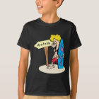 Montauk Surfer Dude T-shirt