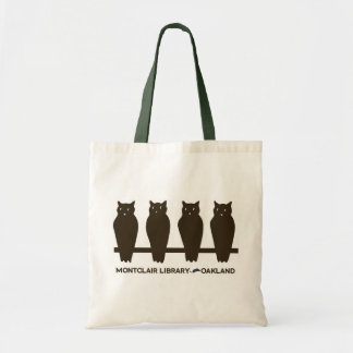 Montclair Library Tote