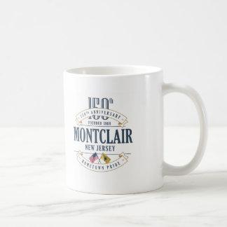 Montclair, New Jersey 150th Anniversary Mug