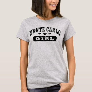 Monte Carlo Girl T-Shirt