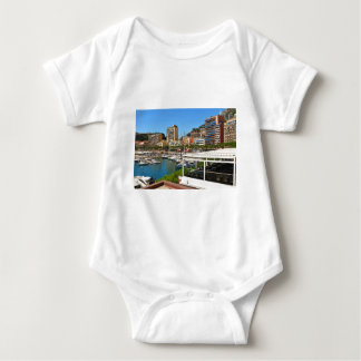 Monte Carlo in Monaco Baby Bodysuit