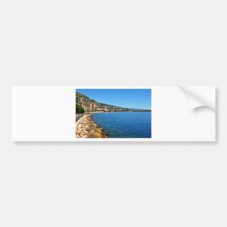 Monte  Carlo in Monaco Bumper Sticker