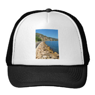 Monte  Carlo in Monaco Trucker Hat