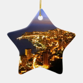 Monte Carlo, Monaco Ceramic Ornament