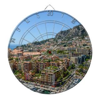 Monte Carlo Monaco Dartboard