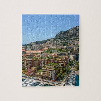 Monte Carlo Monaco Jigsaw Puzzle