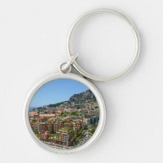 Monte Carlo Monaco Keychain